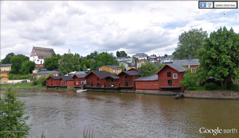 [Finlande] - STREET VIEW : les cartes postales - Page 3 Porvoo10