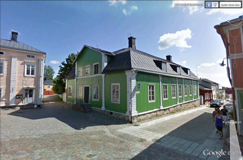 [Finlande] - STREET VIEW : les cartes postales - Page 4 Porvoo11