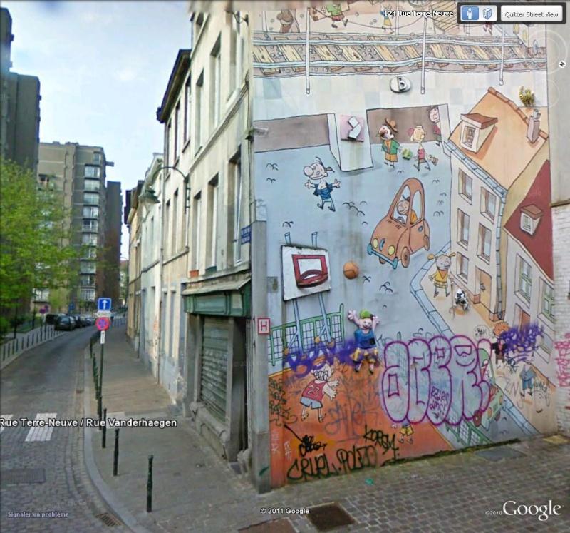 Les parcours BD de Bruxelles, Laeken et Anvers - Page 4 Projet10