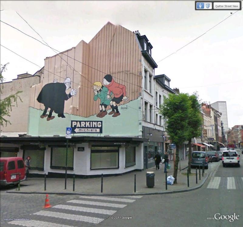 Les parcours BD de Bruxelles, Laeken et Anvers - Page 2 Quick_10