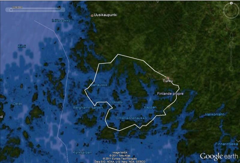 [Finlande] - L'archipel de Turku Route210