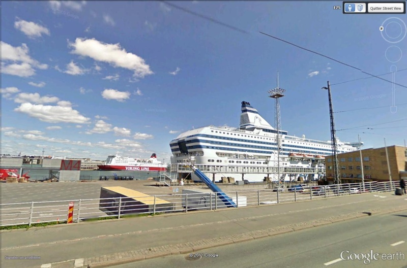 [Finlande] - Le port sud d'Helsinki Silja_10
