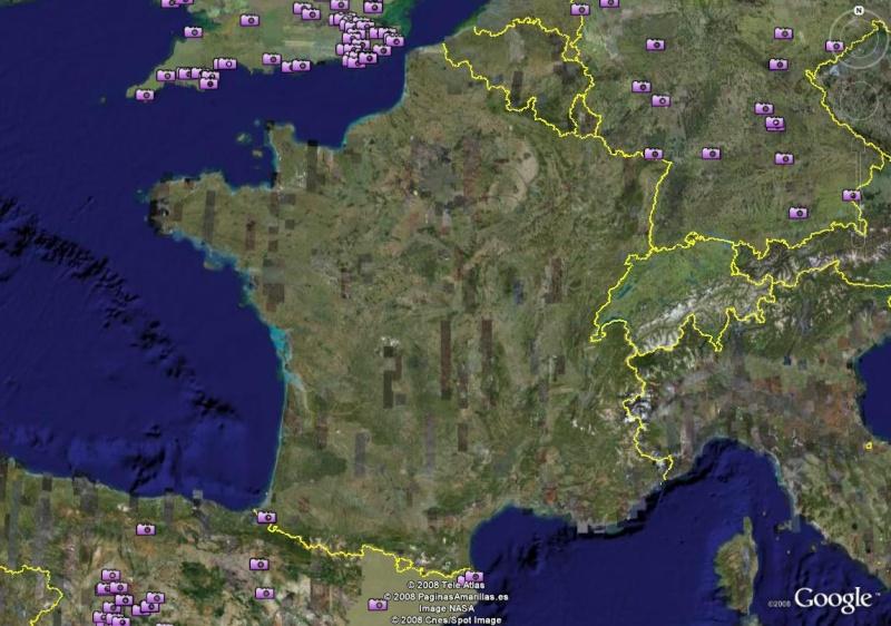 La France sous toutes ses coutures avec Google Earth - Page 2 Sites_10