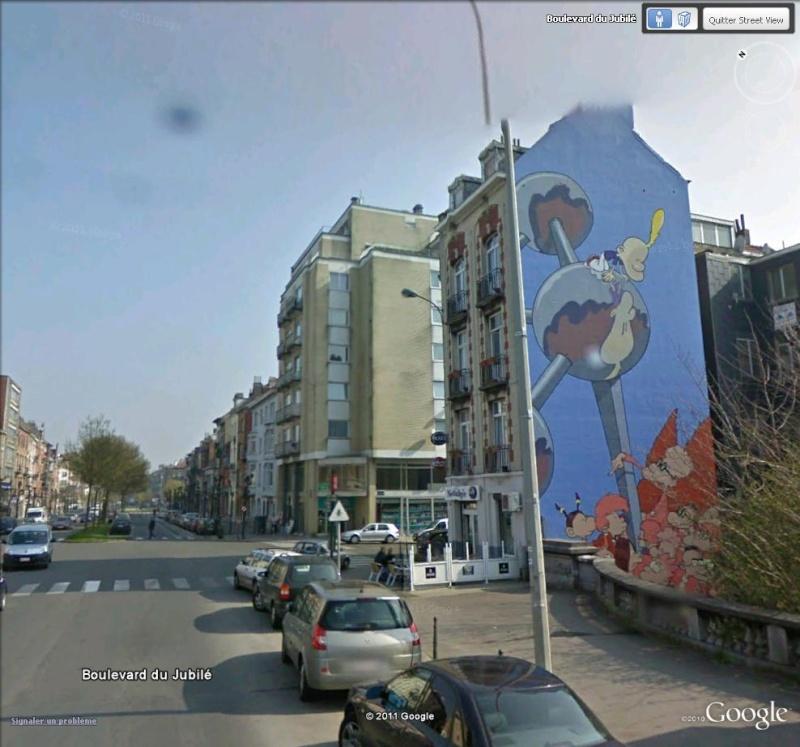 Les parcours BD de Bruxelles, Laeken et Anvers - Page 4 Titeuf10