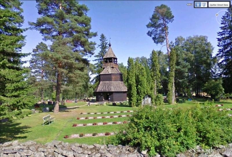 [Finlande] - STREET VIEW : les cartes postales - Page 3 Tour_b10