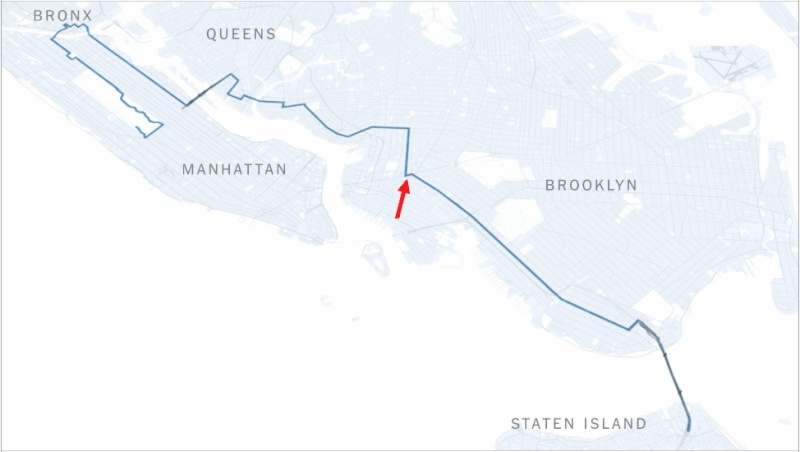 Marathon de new York : 42 kilomètres de découvertes ! Traca_10