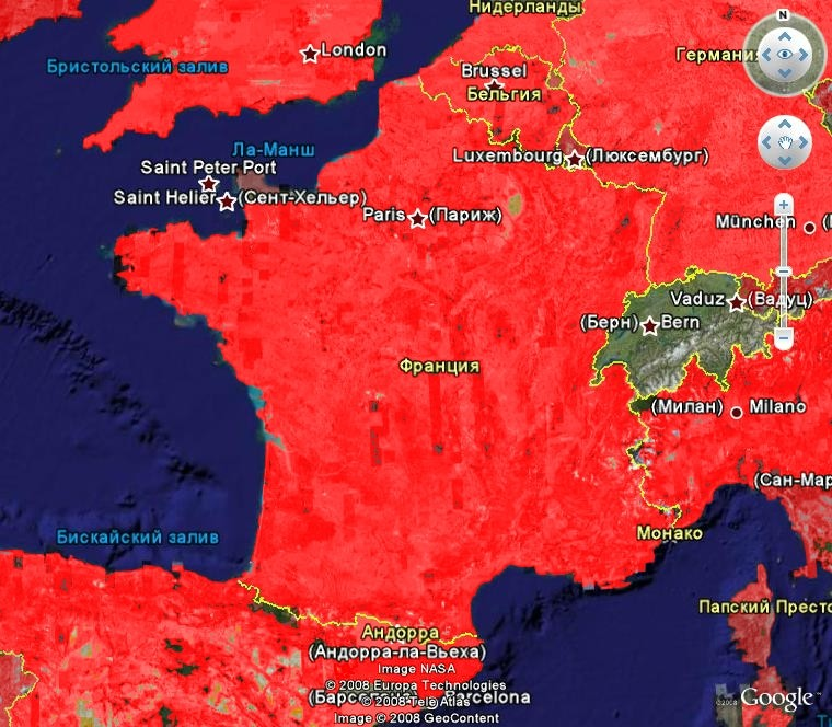 La France sous toutes ses coutures avec Google Earth Urss_c10