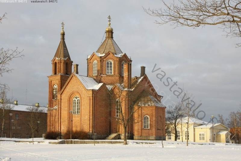 [Finlande] - Empreintes russes Vaasa_10