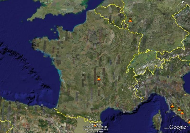 La France sous toutes ses coutures avec Google Earth - Page 2 Volcan10