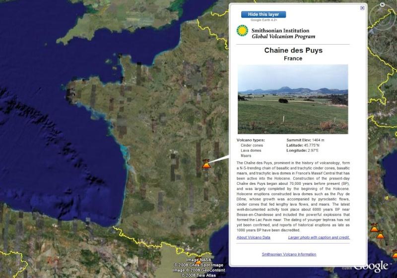 La France sous toutes ses coutures avec Google Earth - Page 2 Volcan11