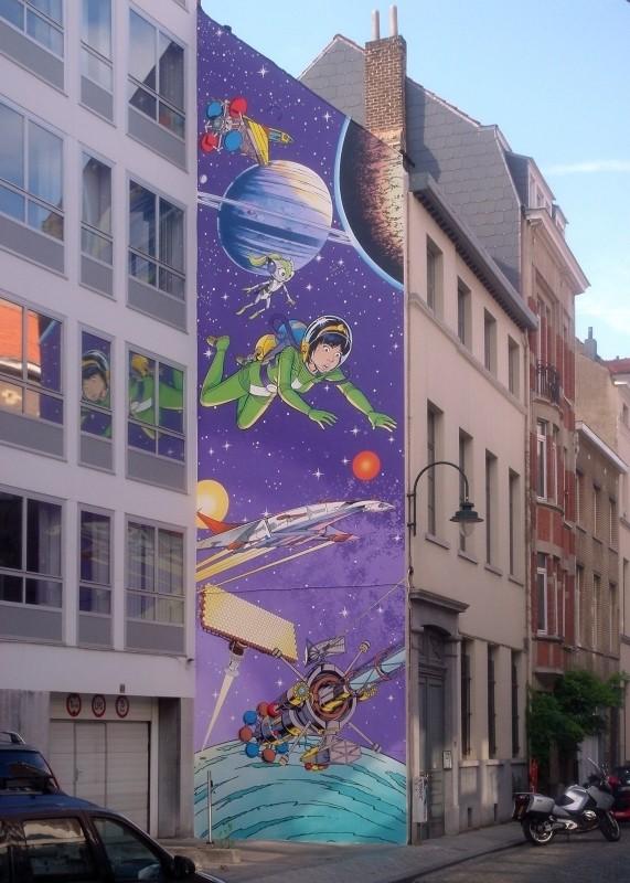 Les parcours BD de Bruxelles, Laeken et Anvers - Page 5 Yoko_t10