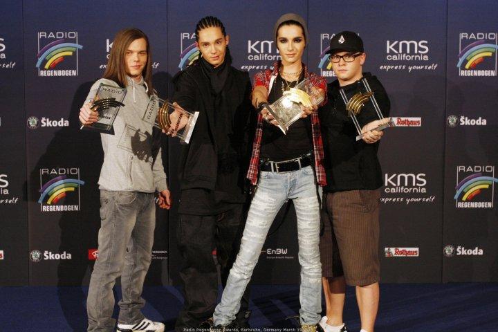 Tokio Hotel, Demi Lovato et Adam Lambert sont les vainqueurs des MTV O Music Awards 23803_10