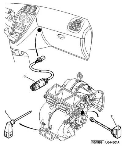 Citroen Xsara Picasso HDI an 2003 ] problème de climatisation