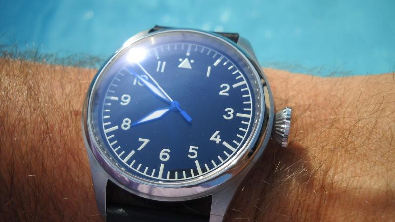 flieger - Une montre type Flieger pour 600€ max (vos avis?) - Page 4 Fleige10