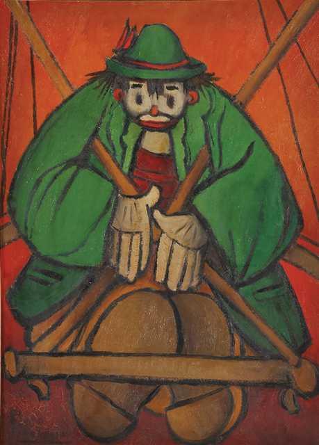 Cuadros y Dibujos de Parravicini 1181-410