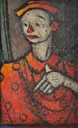 Cuadros y Dibujos de Parravicini 1249-110
