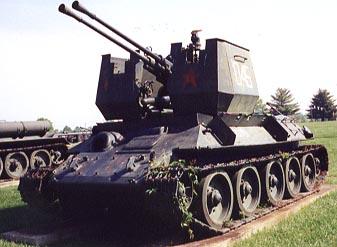 T 34 ZSU 57 1054010