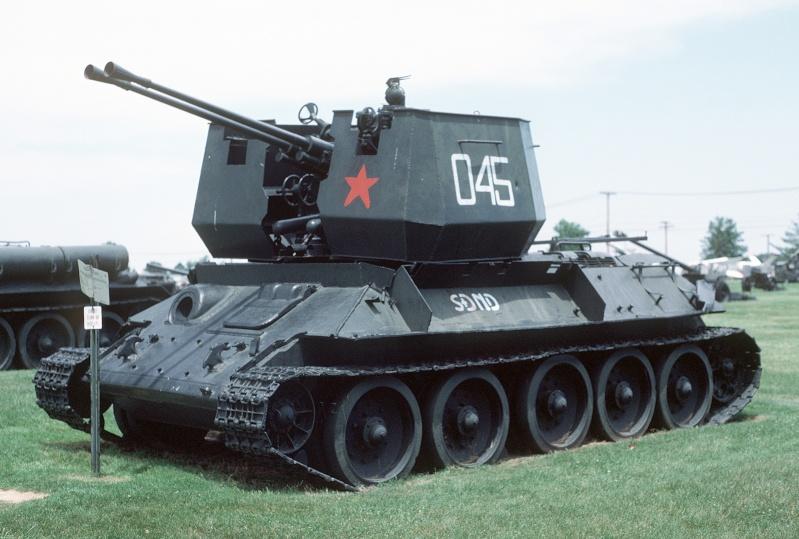 T 34 ZSU 57 Type_610