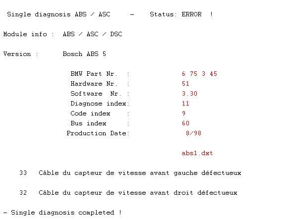 diag - Brancher un PC sur une BMW (CARSOFT) - Page 9 Captur10