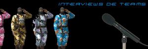 Interviews de teams