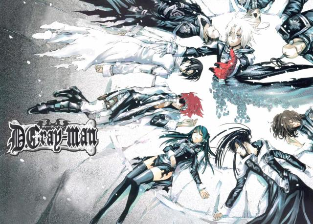 Résume D Gray Man 72674410