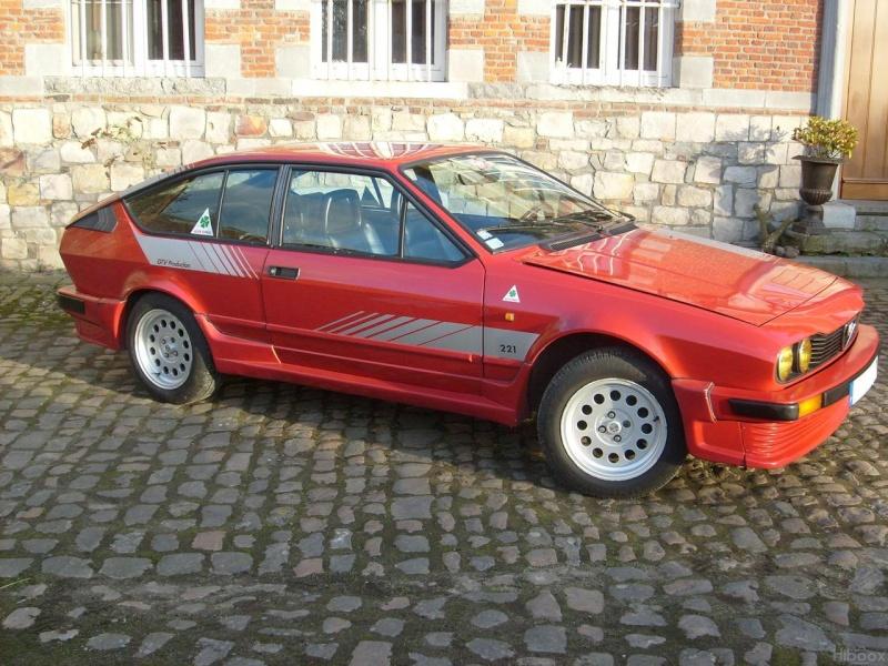 Article sur Alfetta GTV Prod11