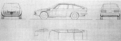 Article sur Alfetta GTV Proto110