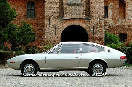Article sur Alfetta GTV Protoa11