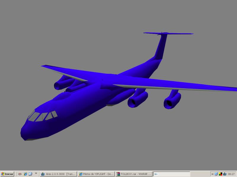 [Aviao]LOCKHEED C-141B STARLIFTER C141-410