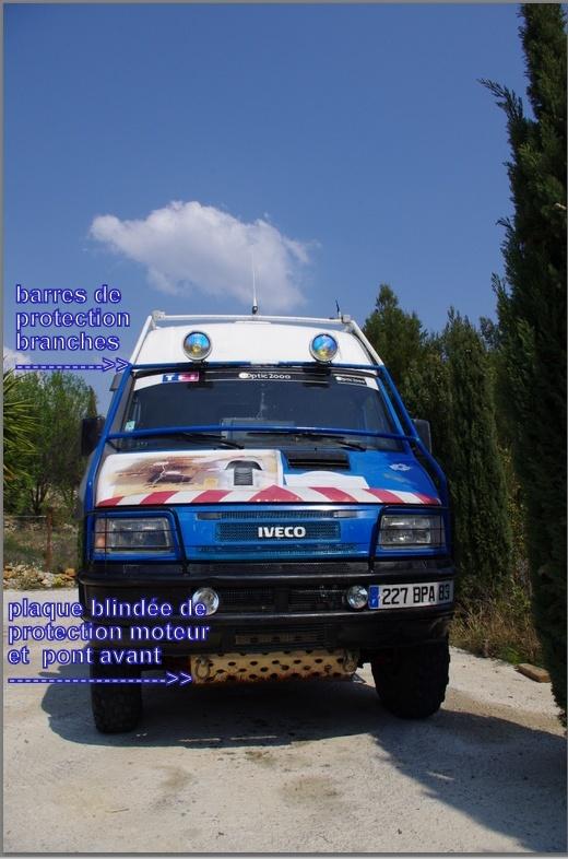 des  idées D'agencement pour IVECO Turbo daily 4x4 Iveco110