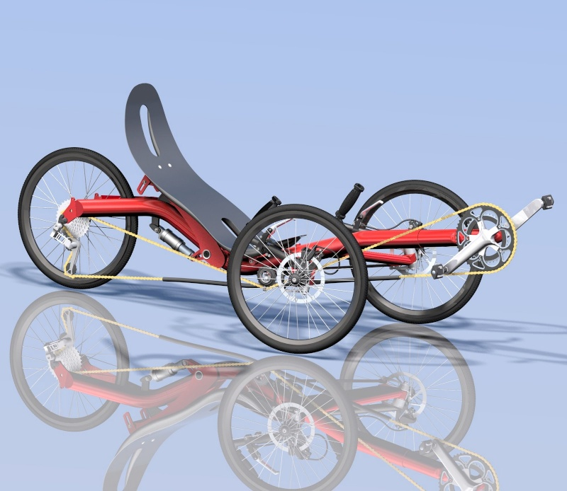 Challenge trike Alize Challe12