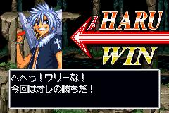 Groove Adventure Rave - Hikari To Yami No Daikessen 1  sur GBA Jeuxvi24