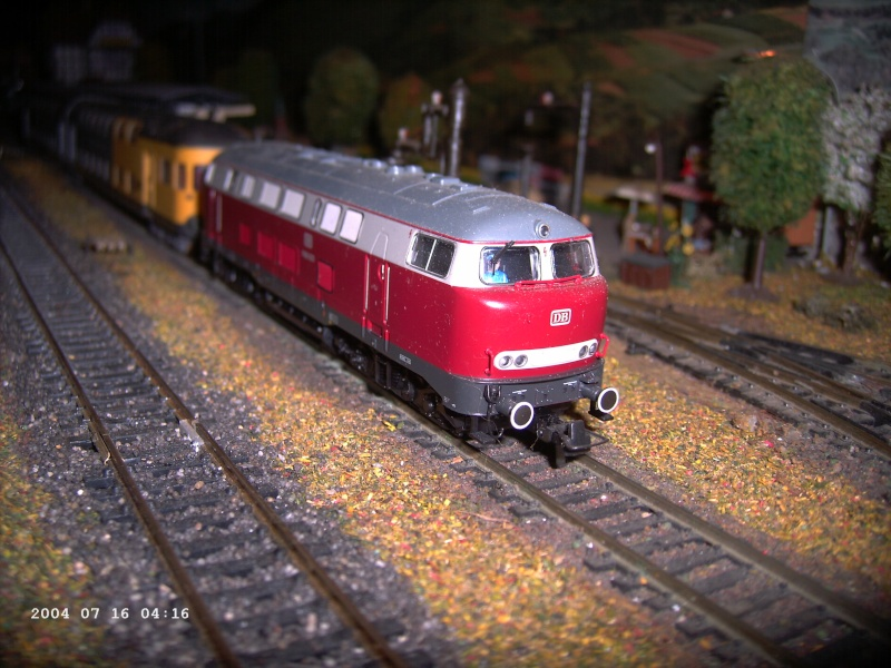 Roco H0 - V160 003 Museumsedition Pict1325