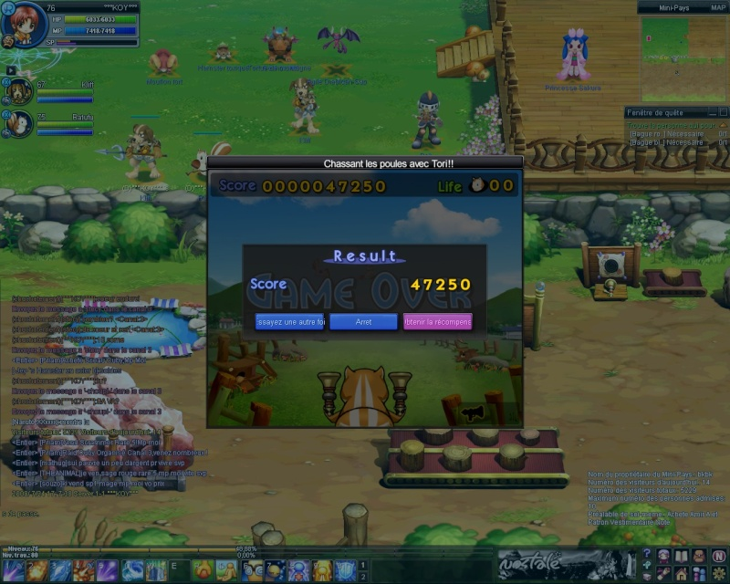 Screen record mini jeux ! 20080710
