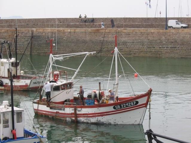 [VIE DES PORTS] Quelques bateaux de pêche (sur nos côtes Françaises) - Page 4 Coucou10