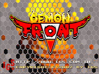 [Demon Front] Ranking 10925810
