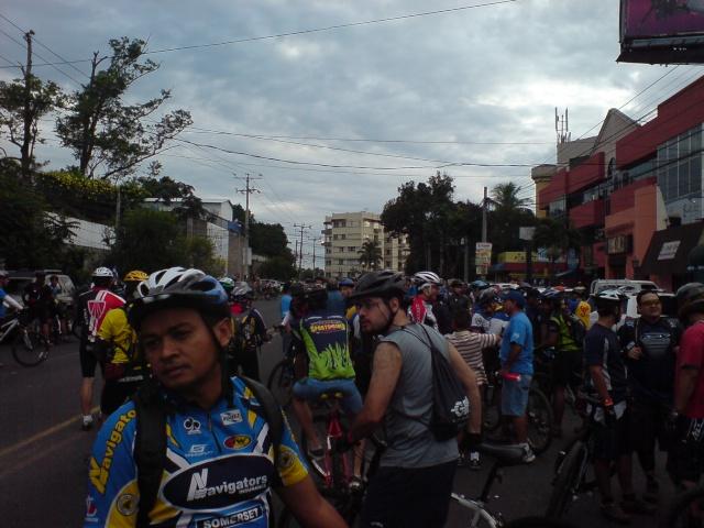 Septiembre 14 Dom 2008 - 5a Vuelta al Picacho Dsc01712