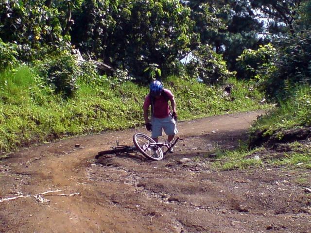 Septiembre 14 Dom 2008 - 5a Vuelta al Picacho Dsc01729