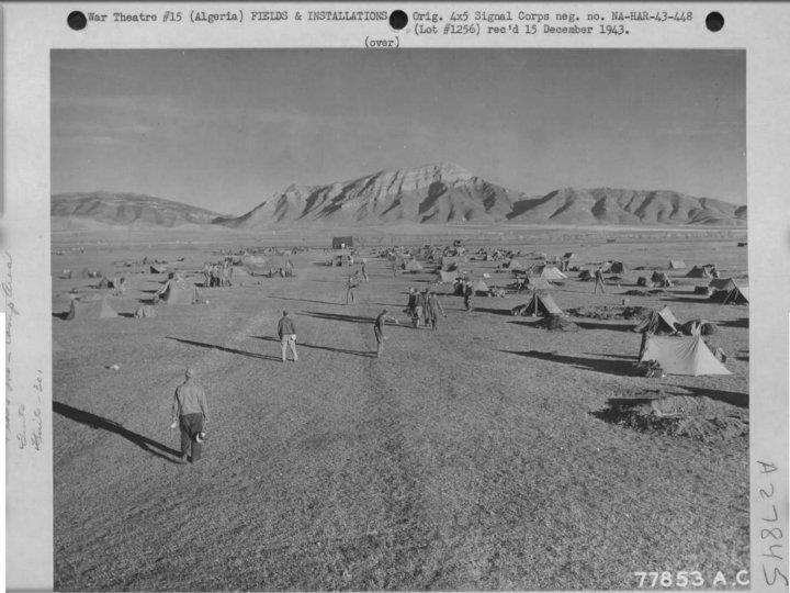 l'aire des américains en 1943 pendant la guerre mondiale II 32110710