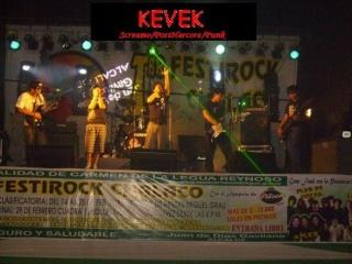 Kevek en el Festirock Chalaco! Artist10