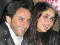 Kareena and Saif Ali Khaan. Saif-k10