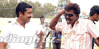 Hari, Suriya come together for 'Singam' Surya10