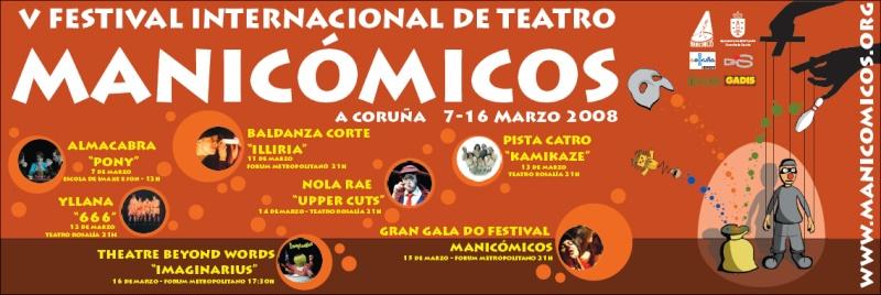V Festival Internacional de Teatro Manico10