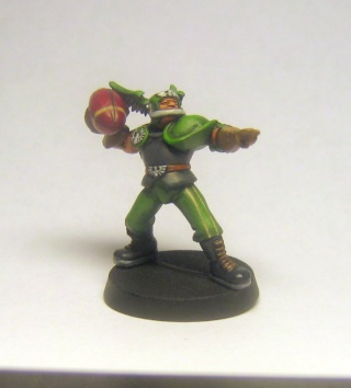 Blood Bowl human team Heitta11