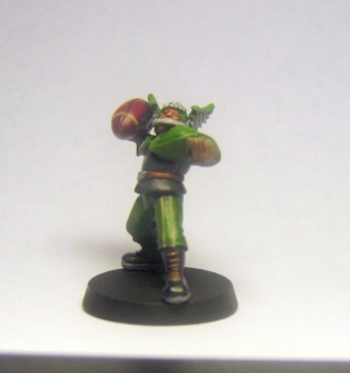 Blood Bowl human team Heitta12