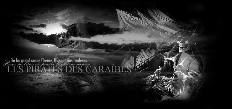 Les Pirates Des Caraïbes