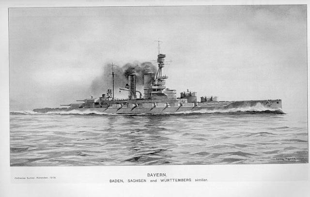"""Cuirassés allemands de la classe """"Ersatz F. Friedrich III"""" Bgbaye10"""