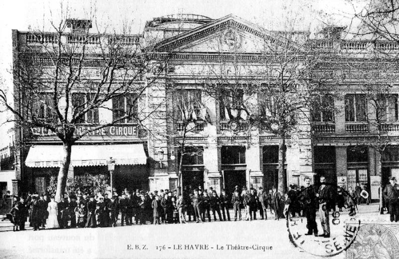 Les cinémas du Havre A0027010