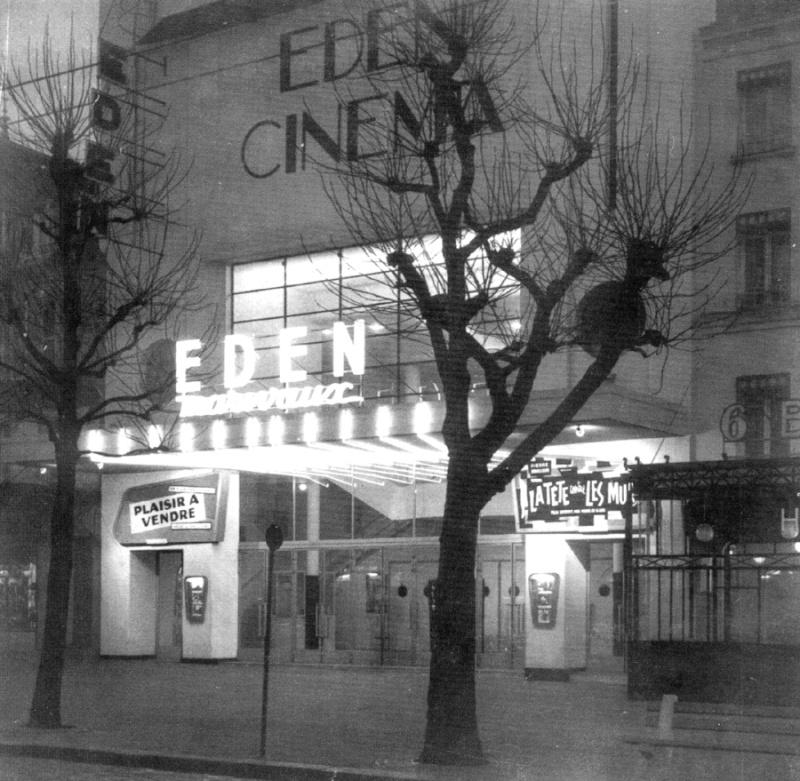 Les cinémas du Havre A0028110