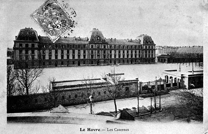 regiment - Fort de Tourneville ? Kleber11